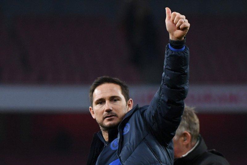Chelsea bangkit lawan Arsenal, Lampard sebut didasari semangat