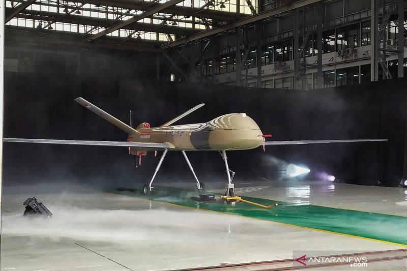 2020 terbang perdana, PTDI kenalkan pesawat nirawak penangkal ancaman teritorial
