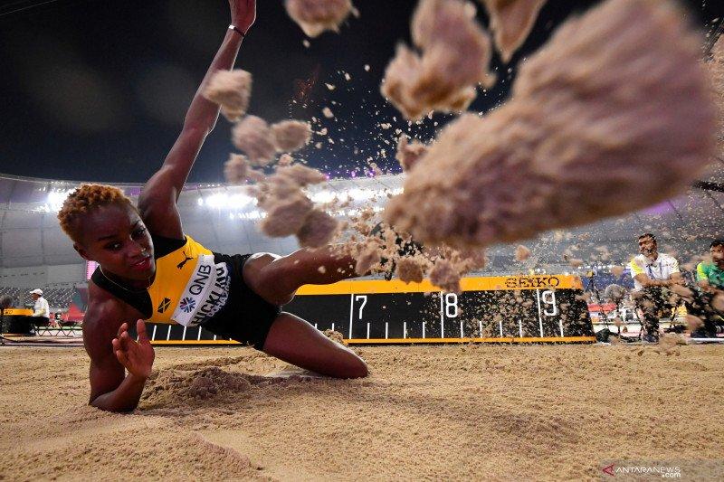 Kejuaraan dunia atletik digelar musim panas 2022