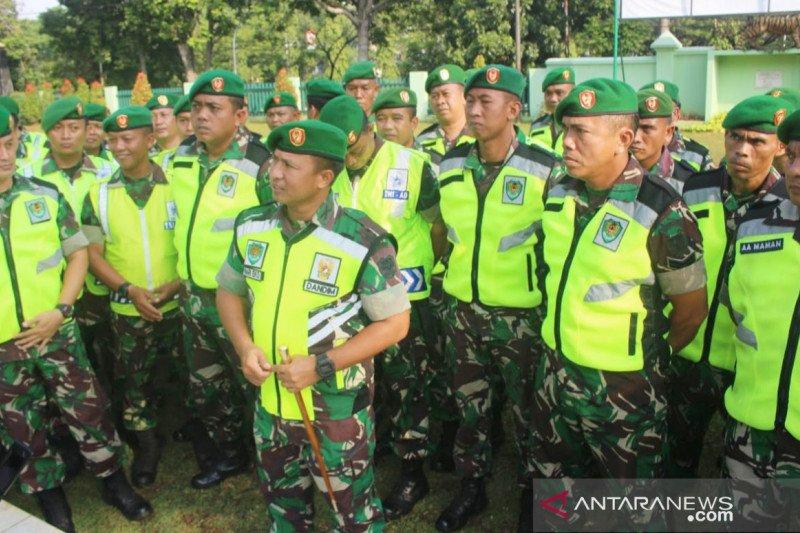 Kodim kerahkan 500 personel TNI amankan titik-titik rawan di Kabupaten Bogor