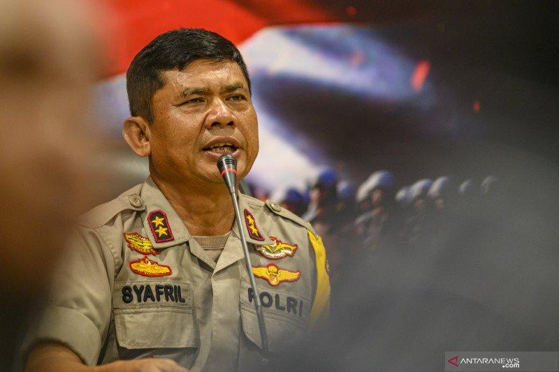 Polisi tangkap dua orang yang ingin gabung ke kelompok Jaringan Mujahidin Indonesia Timur