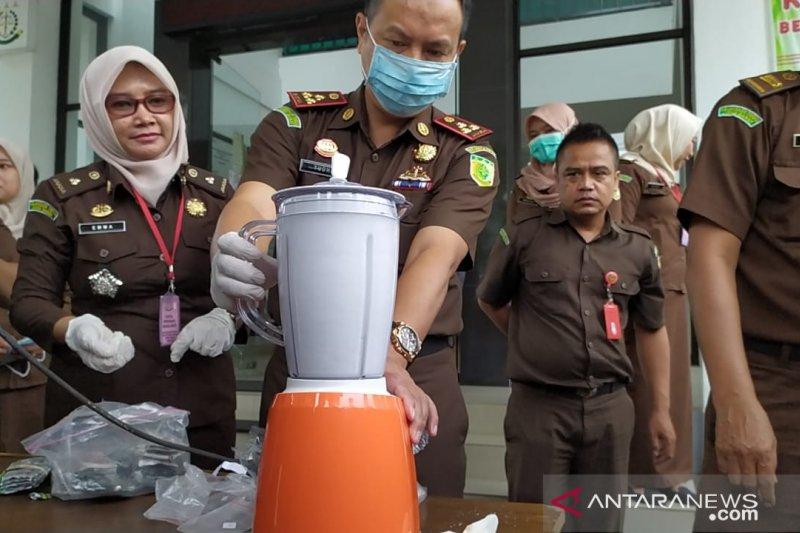 Kejaksaan Cianjur tangani 117 perkara narkoba pada 2019