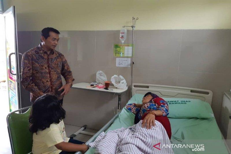 Wabup Batang minta petugas kesehatan ramah pada pasien