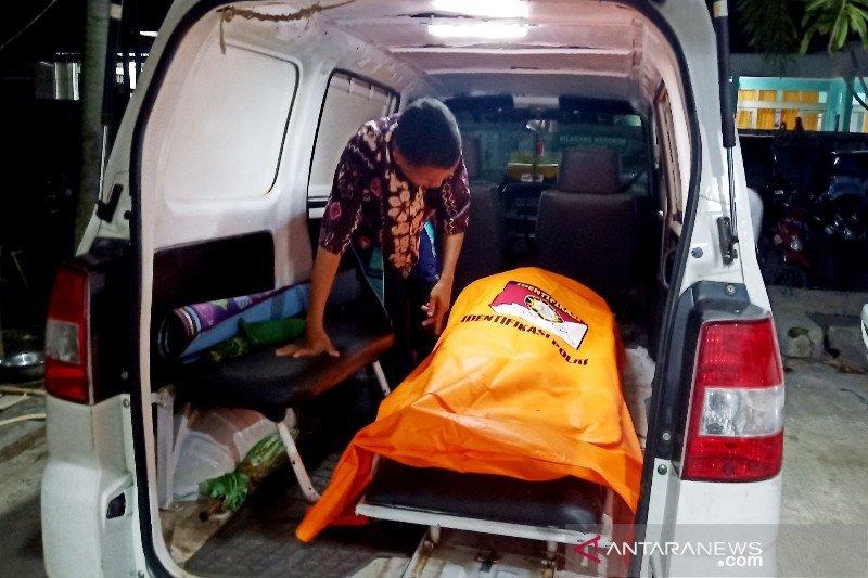 Seorang pria tewas gantung diri pada malam pergantian tahun di Palangka Raya