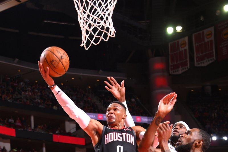 Rockets balas dendam terhadap  kekalahan sebelumnya dari Nuggets