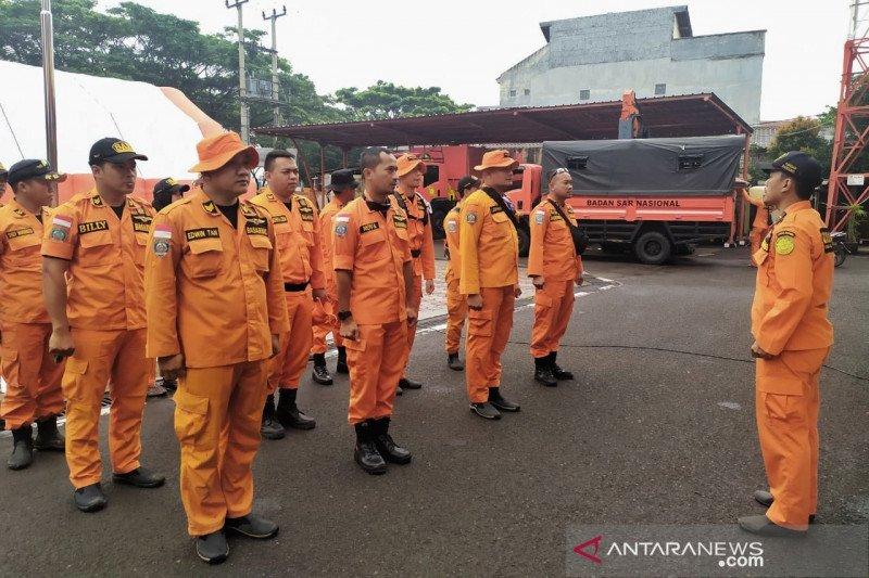 SAR Bandung terjunkan tiga tim bantu penanganan banjir Jabodetabek