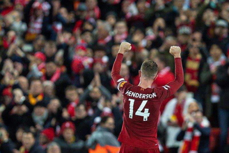 Kapten Henderson yakin Liverpool bisa lebih baik lagi usai kalahkan Sheffield