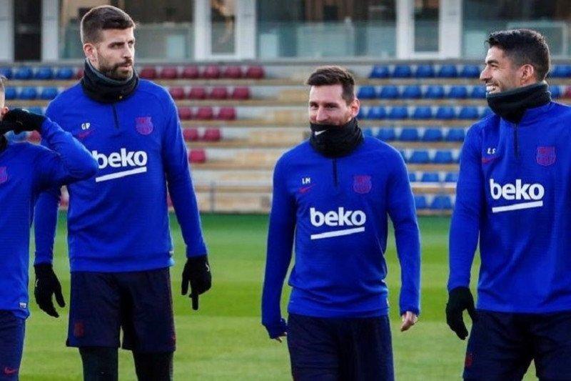 Derby Catalan Espanyol vs Barcelona jadi menu pembuka 2020