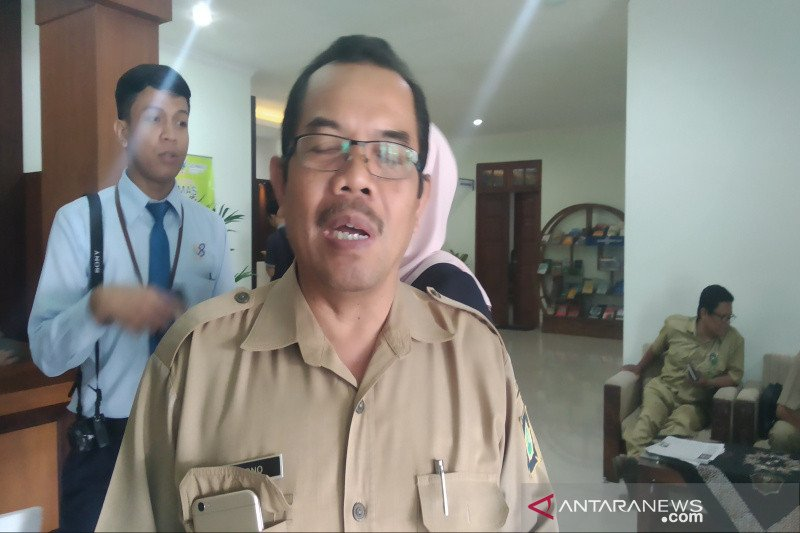 Realisasi PBB di Kulon Progo melebihi target