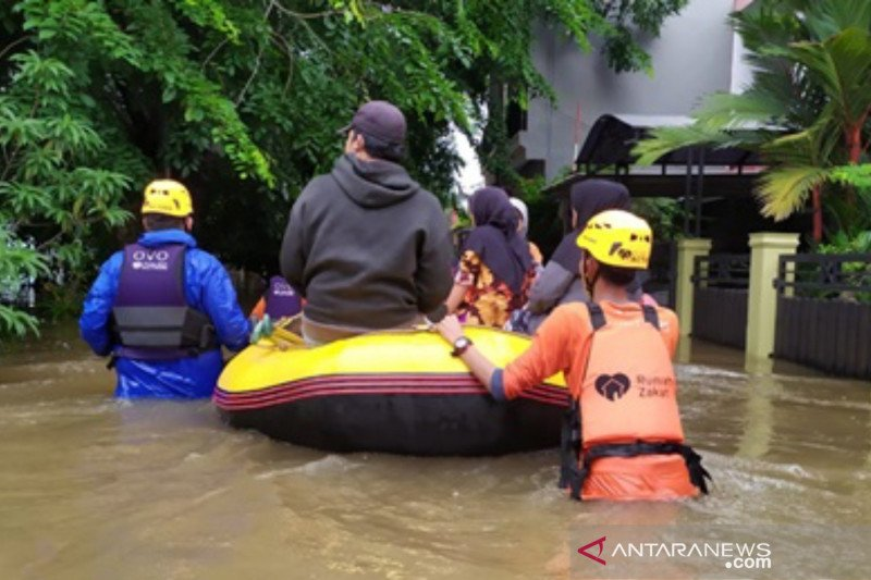 Death toll Jakarta and Banten floods and landslides climbs to 46