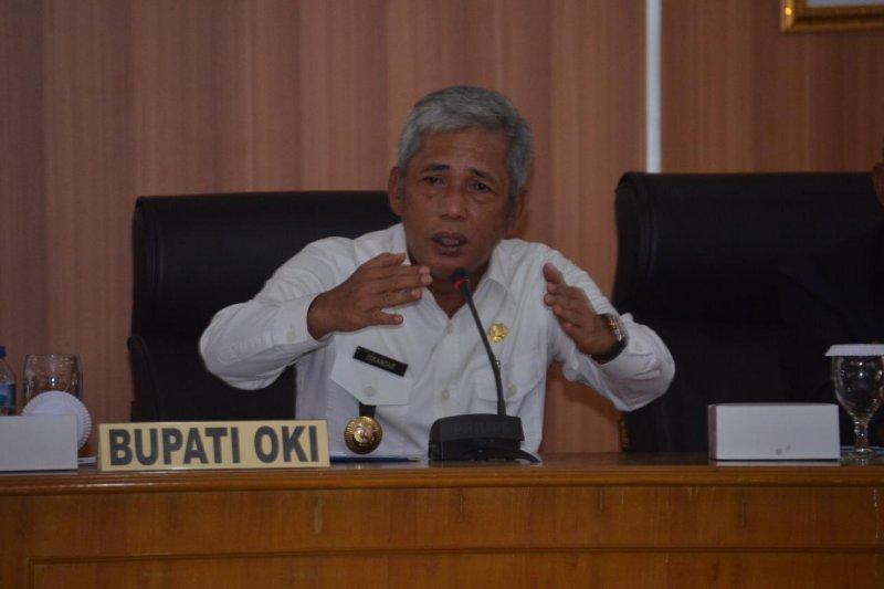 Kabupaten Ogan Komering Ilir segera realisasikan  belanja daerah