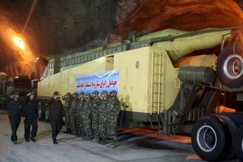 Pejabat AS sebut pasukan rudal Iran  pada kondisi siaga tinggi