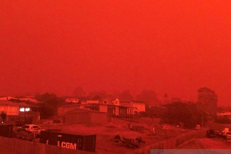 Australia kembali menyerukan evakuasi massal akibat kebakaran besar
