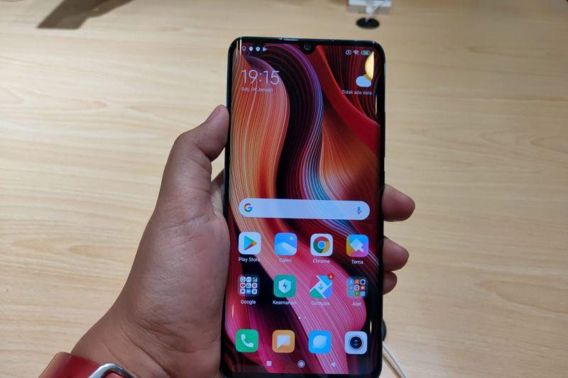 Xiaomi Mi Note 10 Pro diluncurkan dengan harga Rp7 juta