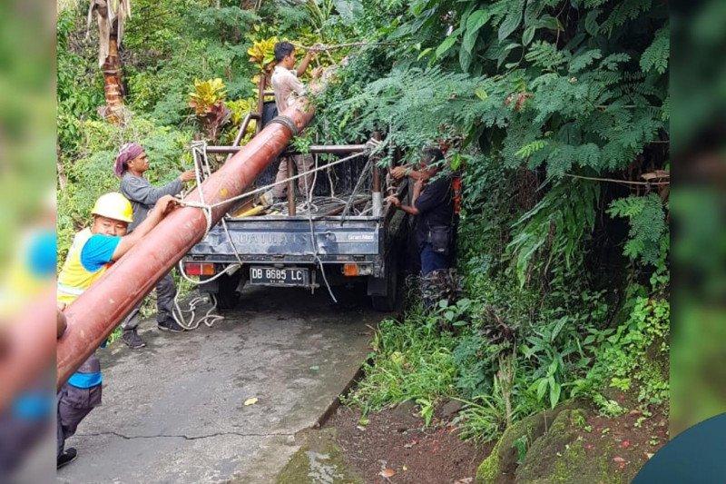 PLN Sulutenggo utamakan keselamatan warga korban banjir bandang Sangihe