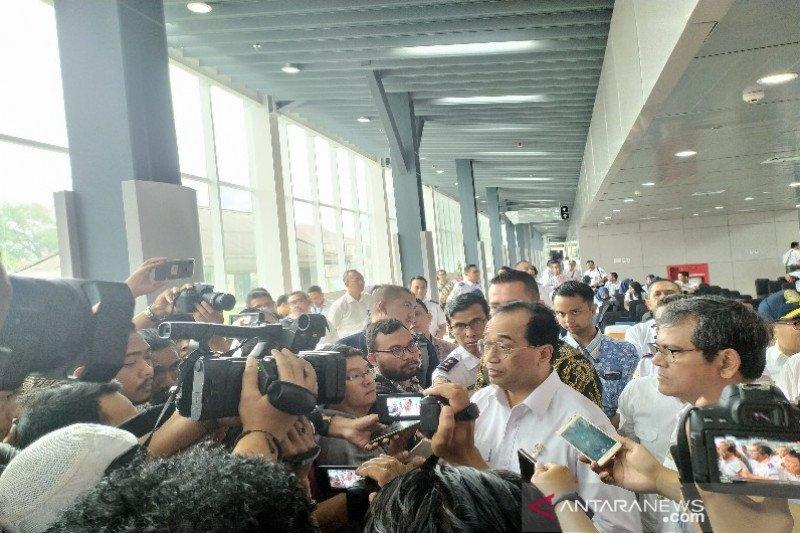 Presiden dijadwalkan segera resmikan jalur layang kereta api Bandara Kualanamu