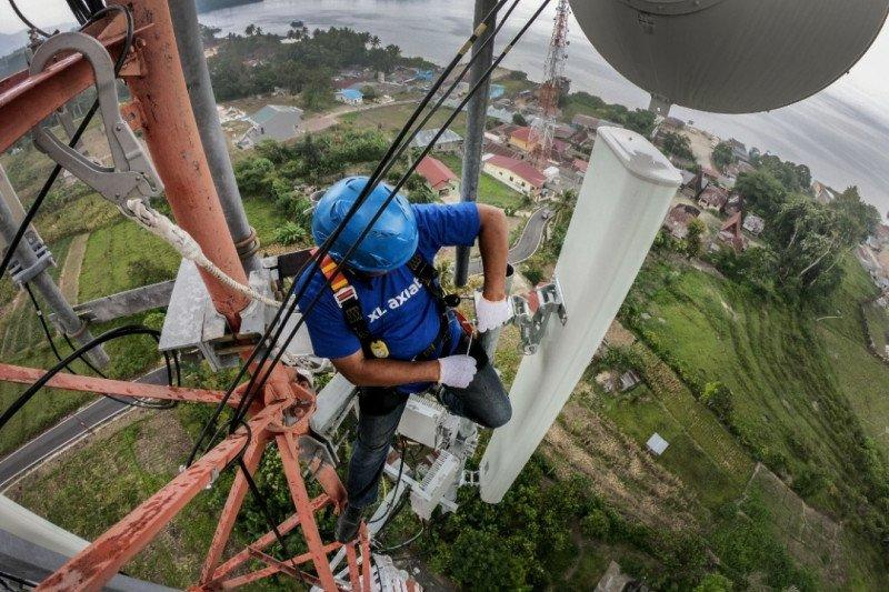 Libur Natal dan Tahun Baru 2020 trafik data XL Axiata di Sumatera naik 70 persen
