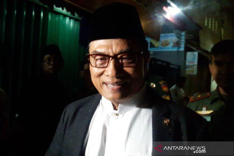 Moeldoko komentari usulan Kabupaten Natuna jadi provinsi