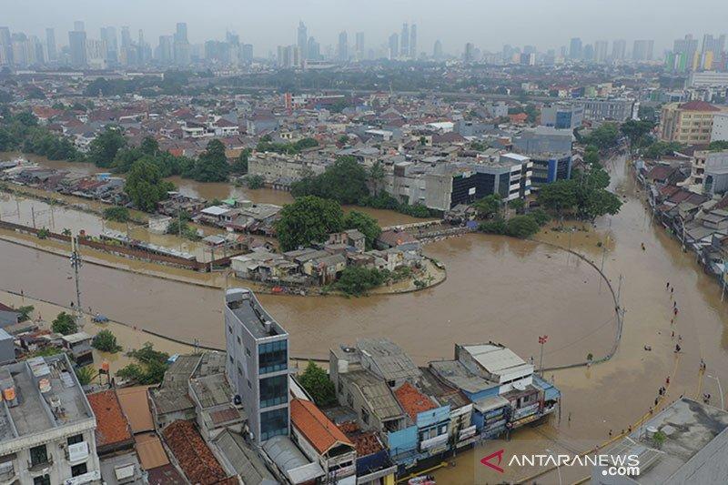 Setelah banjir besar, Anies akan evaluasi penanganannya