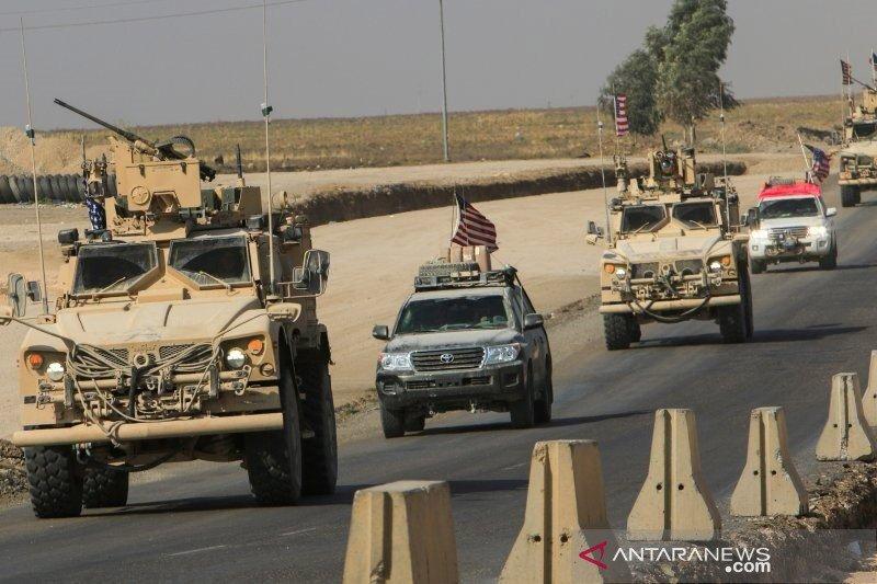 Trump dan presiden Irak bahas penarikan pasukan asing