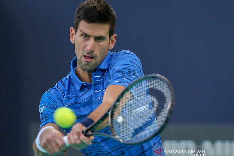 Djokovic sarankan Australian Open ditunda jika masalah asap memburuk
