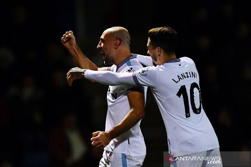 Zabaleta lempangkan jalan West Ham 2-0 atas  Gillingham   Piala FA
