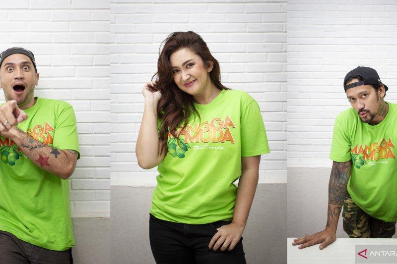 """Nafa Urbach berbahasa Jawa di film """"Mangga Muda"""""""