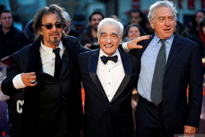 Apple dan Martin Scorsese sepakat garap film