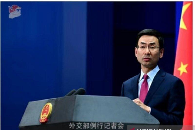 Geng : Isu Natuna tak goyahkan kemitraan strategis China-Indonesia