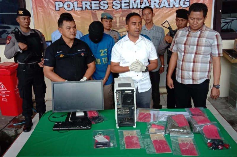 Menipu, dua oknum Satpol PP Kab Semarang diringkus