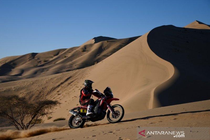 Ricky Brabec pimpin etape III Reli Dakar 2020 kategori sepeda motor