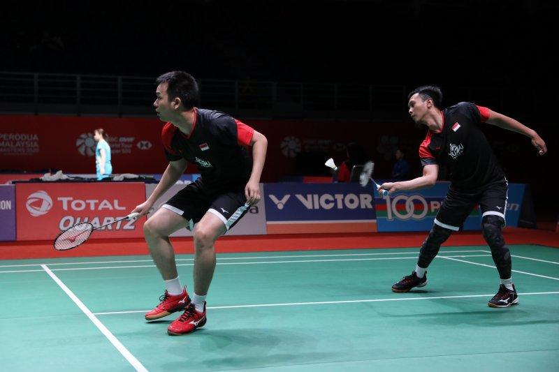 Ahsan/Hendra  ke perempat final Malaysia Masters