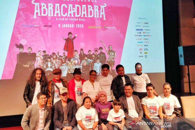 """""""ABRACADABRA"""" hadir untuk ramaikan keberagaman genre film Indonesia"""