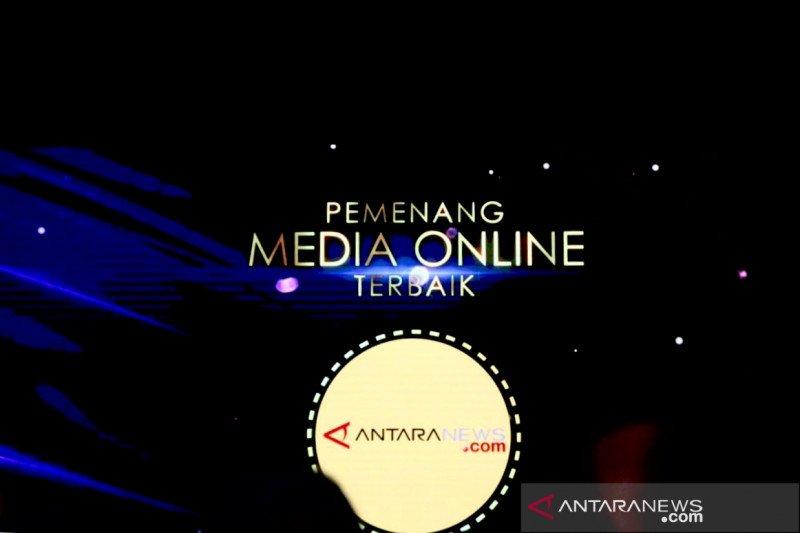 LKBN ANTARA kembali terima Adam Malik Award 2020