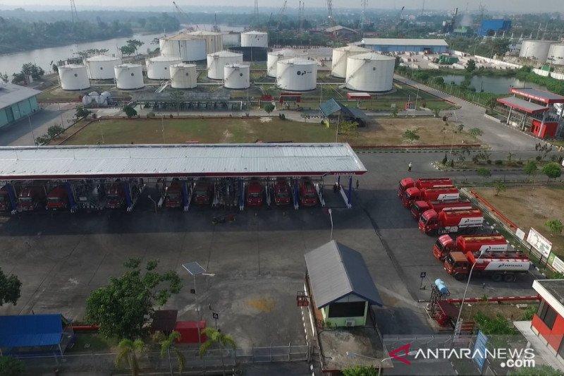 Pertamina sumbang PAD Riau Rp623 miliar pada 2019