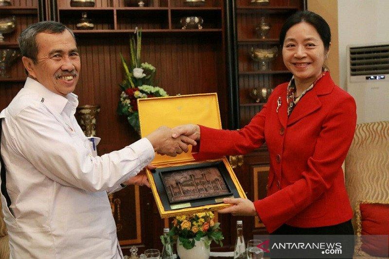 Riau tawarkan investasi perkebunan dan perikanan ke Tiongkok, begini penjelasannya