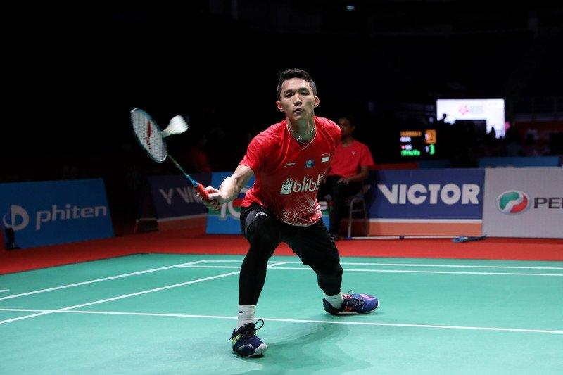 Jojo tersisa di Malaysia Masters 2020