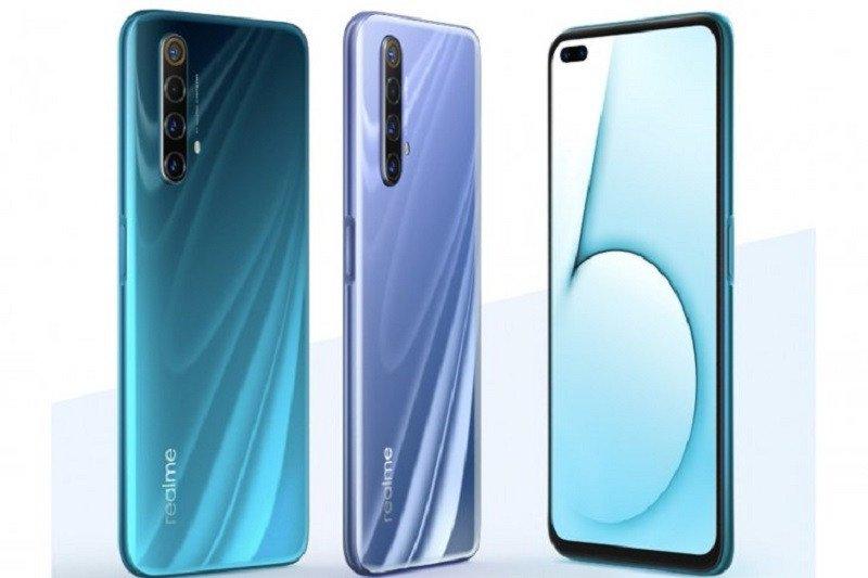 Realme X50 5G resmi meluncur