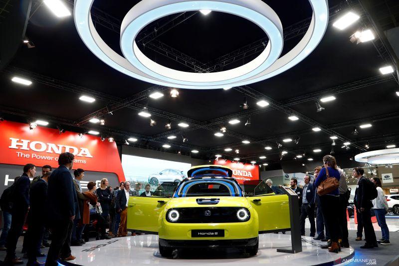 Mobil listrik dengan bodi mungil dari Honda