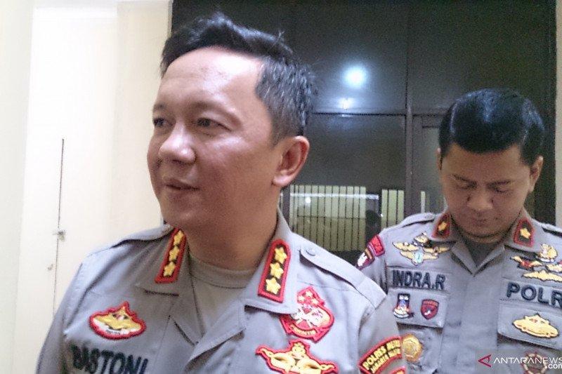 Polisi menyebut peran putra Ayu Azhari sebagai perantara jual beli senpi