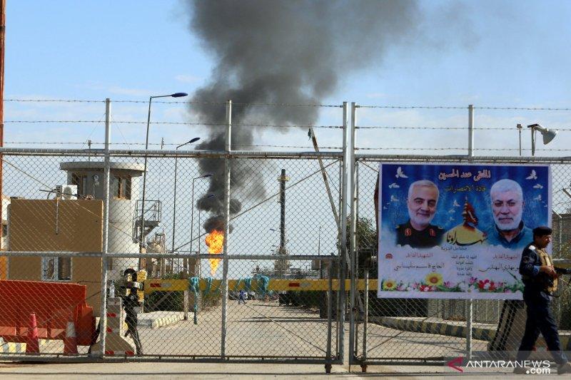 Serangan roket Iran bukan untuk membunuh pasukan AS