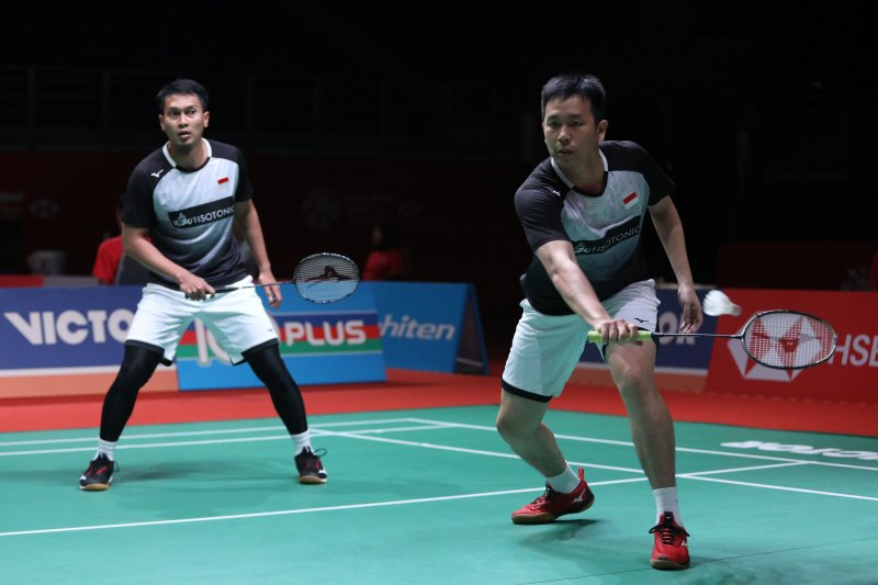 Ahsan/Hendra rebut tiket ke semifinal Malaysia Masters 2020