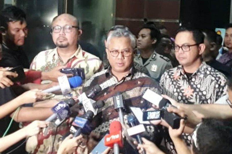 KPU RI tak berikan bantuan hukum bagi Wahyu Setiawan yang terkena OTT