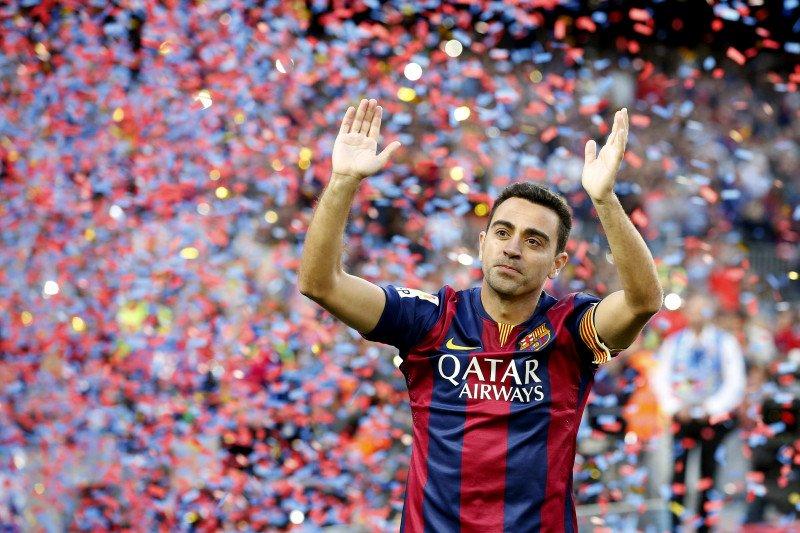 Xavi digadang bakal gantikan Valverde