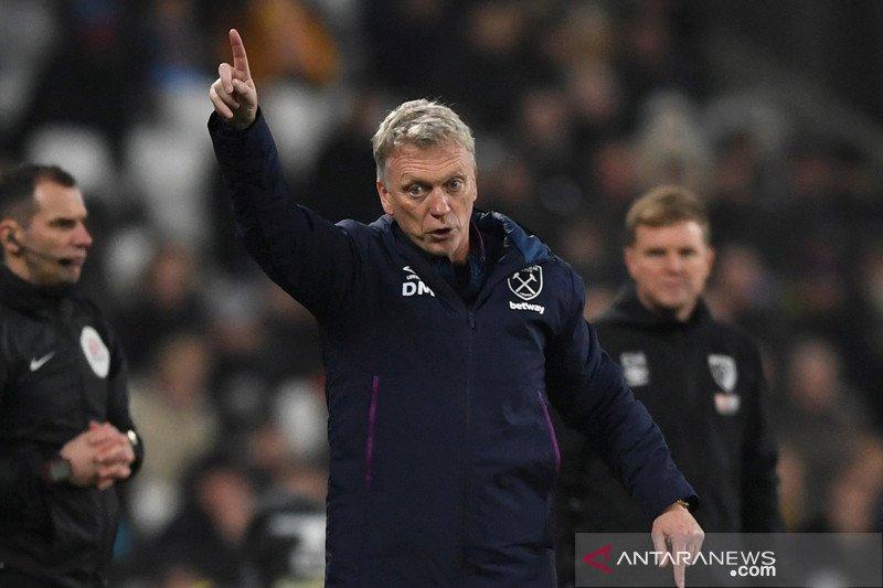 Moyes ingin sukses di West Ham