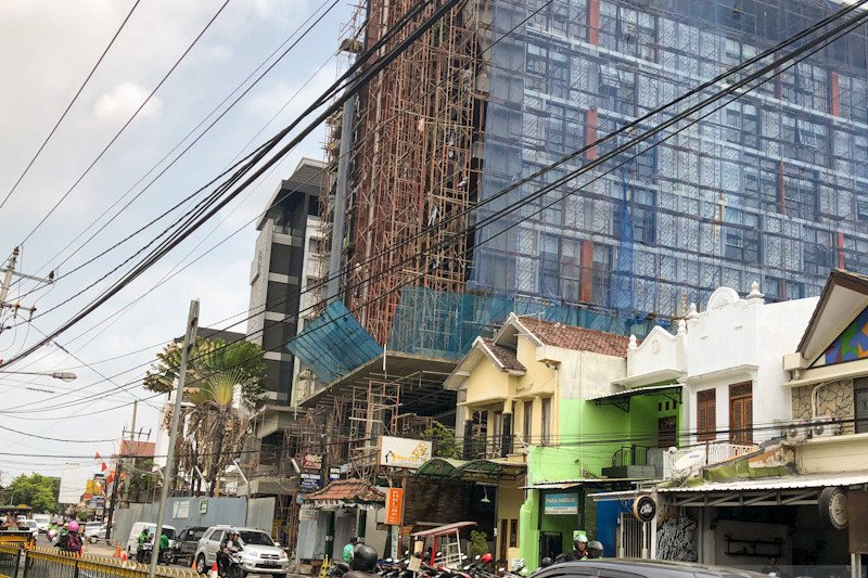 Yogyakarta perpanjang moratorium izin pembangunan hotel baru