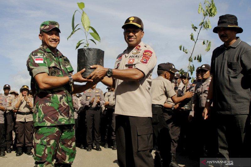 Wakapolda:  NTT perlu banyak pepohonan, ini manfaatnya