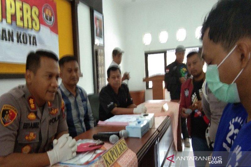Polisi bekuk dua tersangka pencurian di RSUD