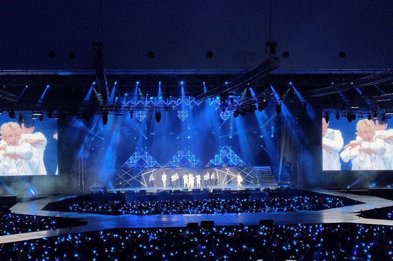 """ELF Indonesia nyanyikan """"11 Januari""""  dari band GIGI untuk Super Junior"""