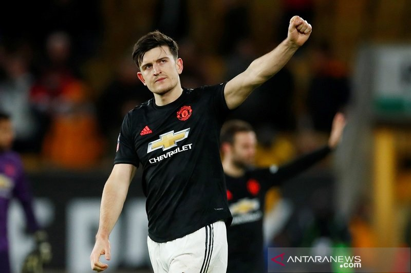 Maguire siap kembali perkuat Manchester United hadapi Norwich